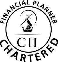 CII Chartered Financial Planner black logo